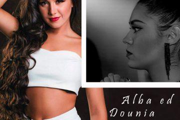 Alba ed Dounia y Shakira Martinez